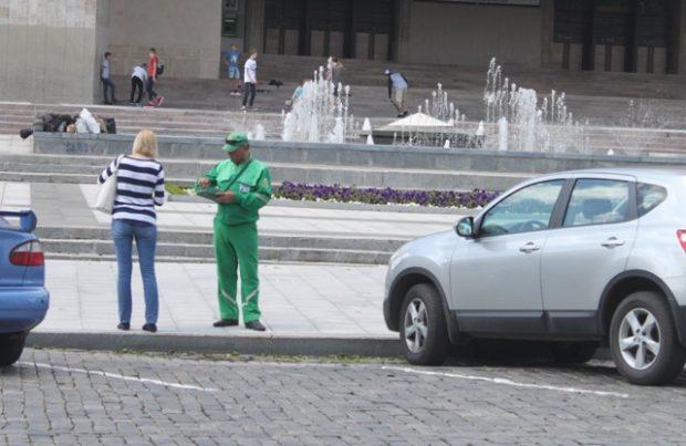 ХАЦ: Коммунальные парковки Харькова - убыточны
