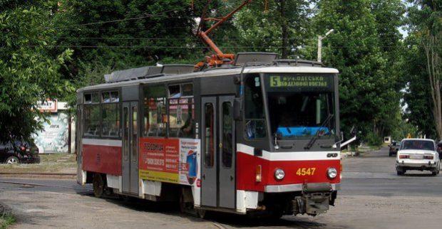 Трамваи №5 и 8 снова будут курсировать по Плехановской