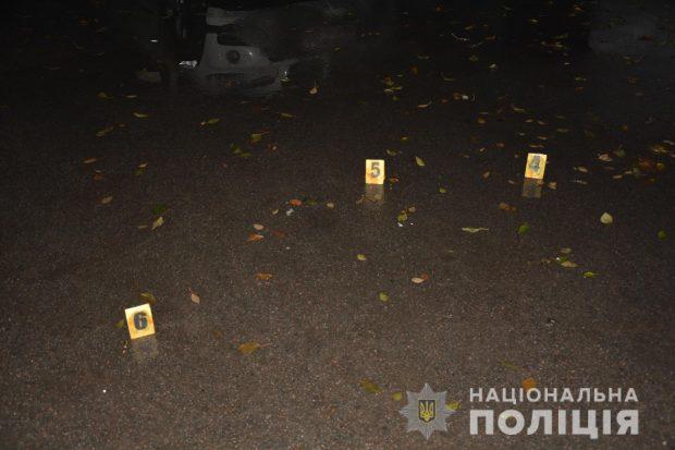 Стрельба на Салтовке: полиция установила личность стрелявшего