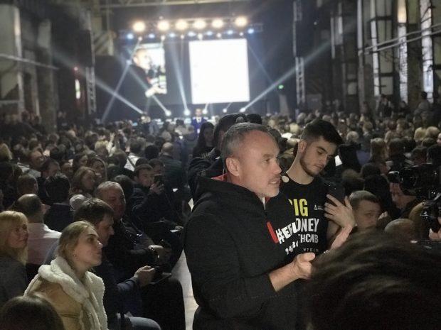 Евгений Черняк в Харькове, Big Money 21.11.19