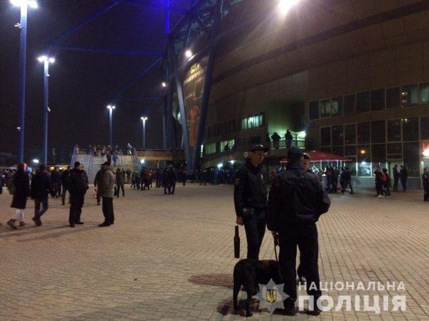 """Проявления расизма на трибунах """"Металлиста"""": полиция открыла уголовное производство"""