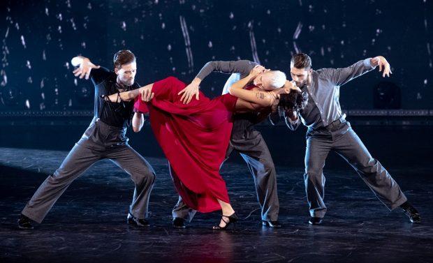 Танцы в Харькове