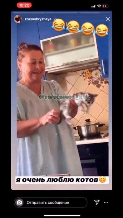В Харькове женщина издевалась над котенком на камеру: полиция открыла уголовное дело