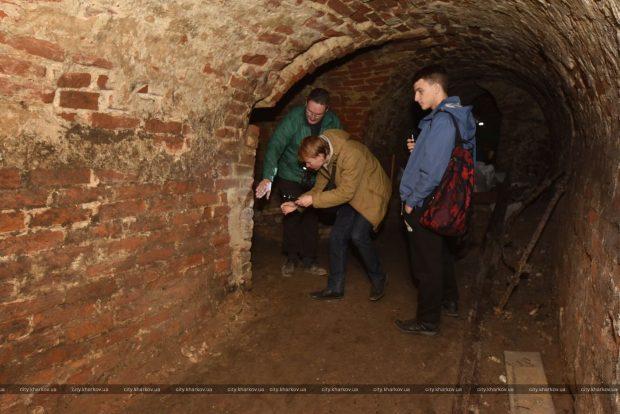 В харьковских подземельях хотят сделать музей