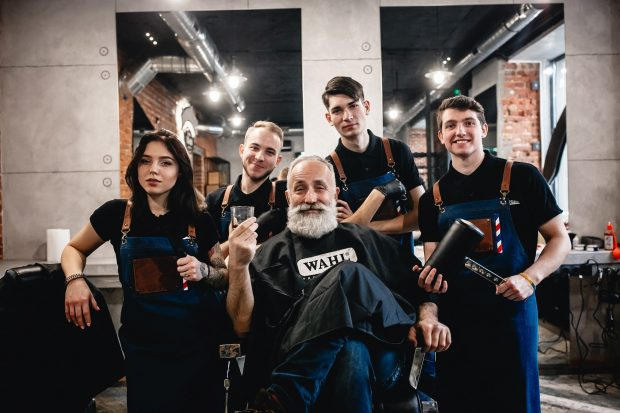 Барбершопы Харькова