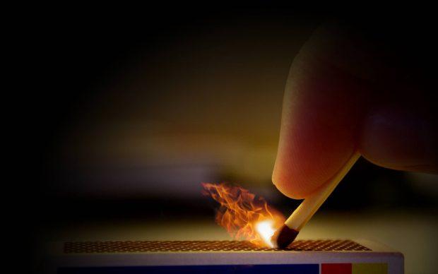 В Харьковской области девятилетний мальчик поджигал хозяйственные постройки